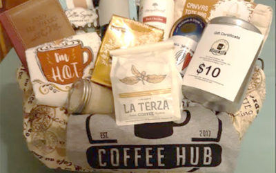 Raffle Basket #2: Coffee Hub & More Basket